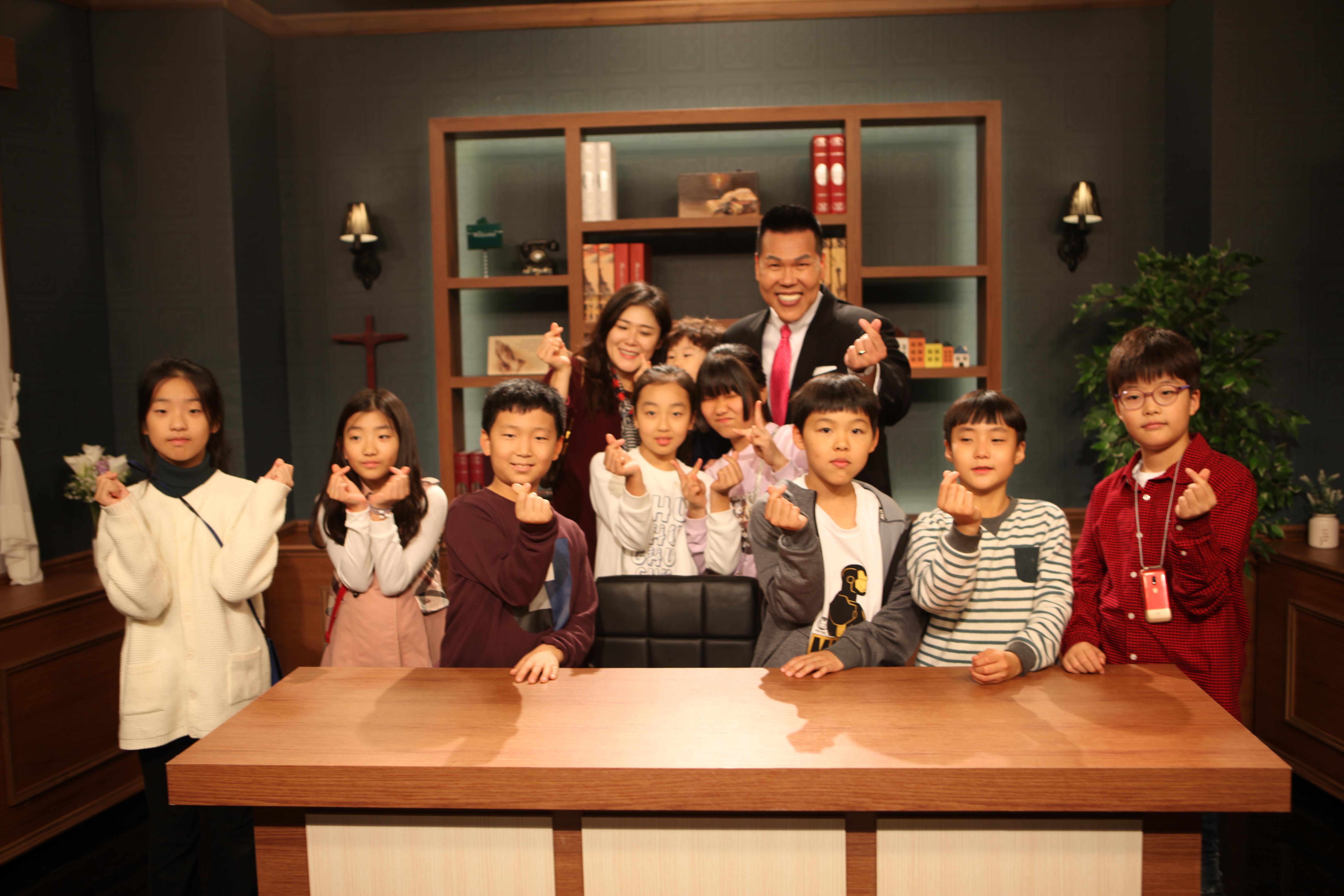 위례 CTS JOY어린이영어합창단 (TV 스튜디오 견학)